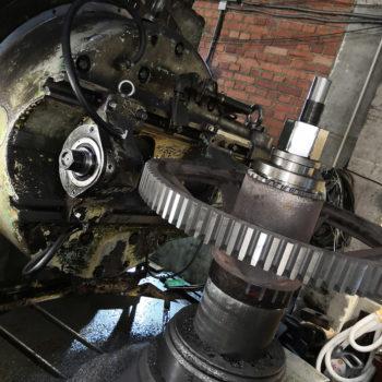Цилиндрическое колесо